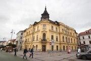 Sídlo Banskobystrického samosprávneho kraja.