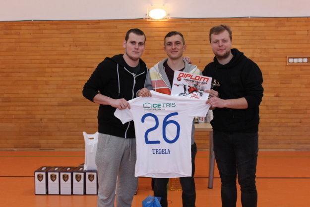 Najlepším hráčom turnaja sa stal Denis Urgela.