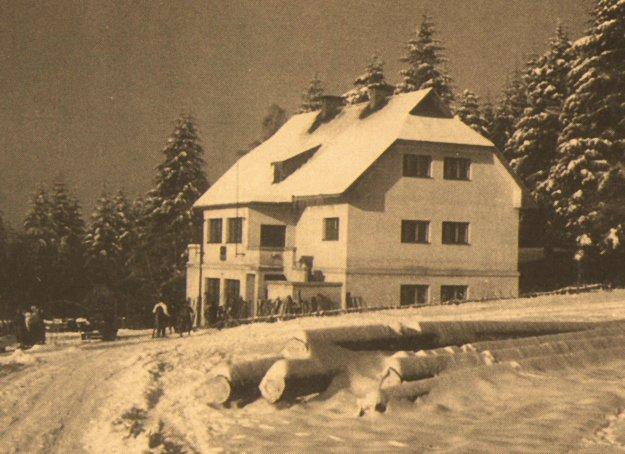 Chata Otília.