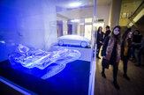 Študenti ukazujú práce: Noc architektúry prináša miniatúry aj svetelné inštalácie