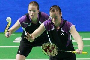 V dánskom reprezentačnom výbere nechýbal deblový pár Christinna Pedersenová (vľavo) a Kamilla Rytter Juhlová.