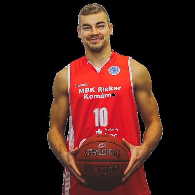 Hráč MBK Rieker Com-therm Komárno Filip Halada