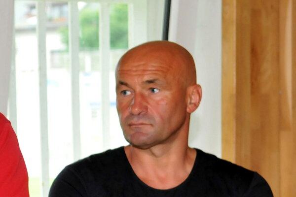 Nový tréner Trebišova. Jozef Škrlík má bohaté trénerské skúsenosti.