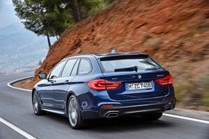 BMW radu 5 Touring