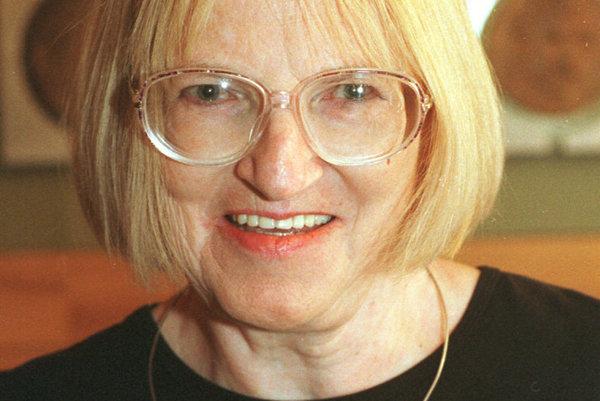 Jaroslava Blažková (15. november 1933 Velké Mezříčí - 20. február 2017 Ontario)