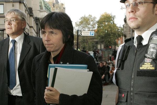 Cressida Dicková povedia ako prvý žena v histórii britskú políciu.