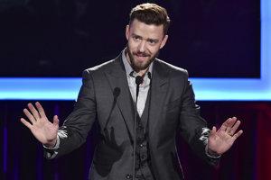 Timberlake bol s pesničkou Can´t Stop the Feeling nominovaný na Oscara.