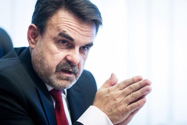 Generálny prokurátor Slovenska Jaromír Čižnár.