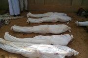 Telá obetí v sudánskom Darfúre, kde podľa Amnesty International dochádza k útokom chemickými zbraňami.
