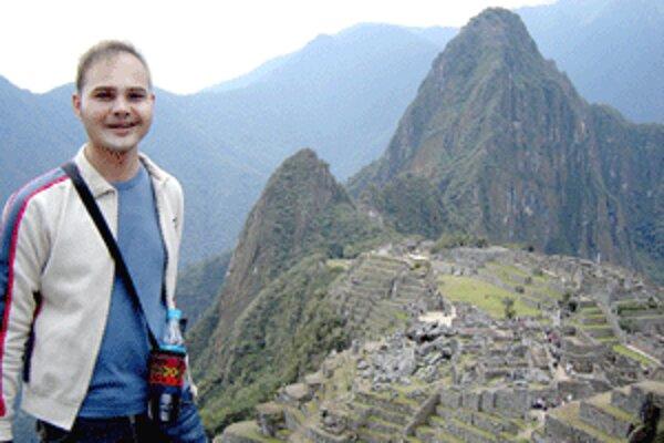 Roman Turcel si návštevou Machu Picchu splnil veľký sen.