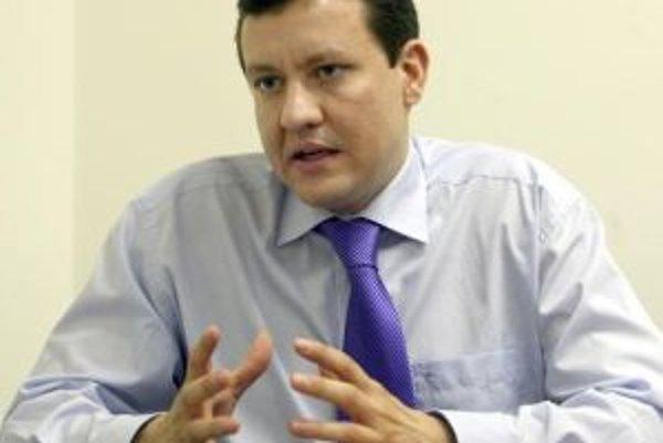 Mladoženáč a podpredseda KDH Daniel Lipšic.