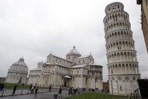 Veľké ako Šikmá veža. Pisa chce lákať turistov na ruské koleso