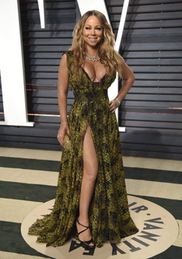 Mariah Carey.