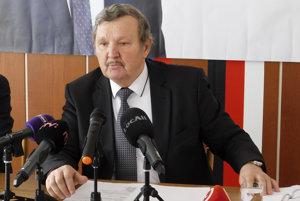 Jozef Šimko, primátor Rimavskej Soboty.