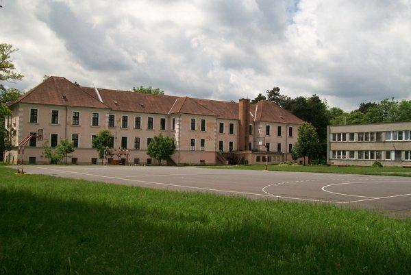 Budova pochádza z konca 19. storočia.