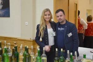 V Novom Tekove sa konala degustácia miestnych vín.