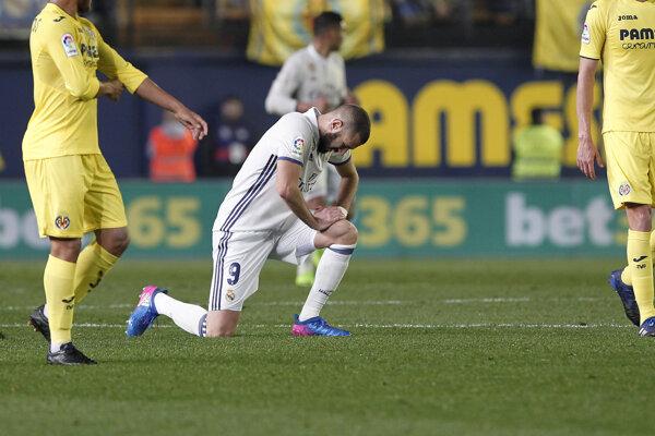 FC Villarreal viedolv stretnutí už 2:0, no hostia z Madridu predviedli dokonalý obrat a triumfovali 3:2.