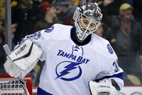 Peter Budaj si pripísal debut v tejto sezóne NHL.
