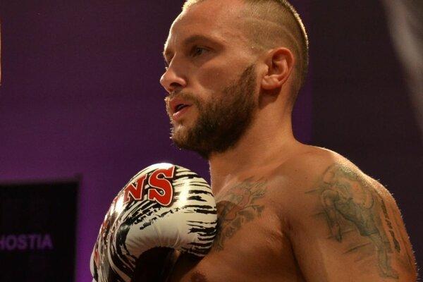 Peter Sitor bude po roku opäť stáť v ringu zoči - voči Talianovi.