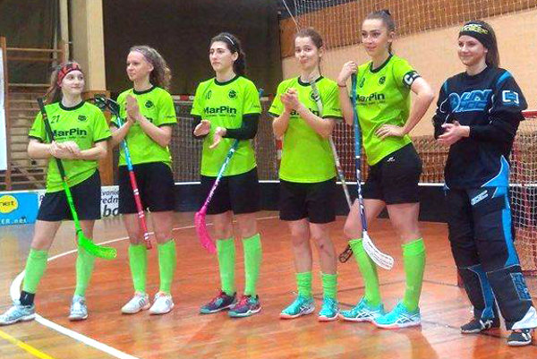 Kysučanky pred zápasom s favorizovaným tímom ŠK 98 Pruské.