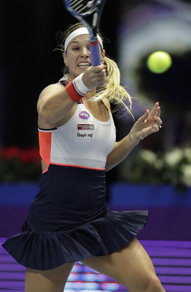 Dominika Cibulková má na dosah najlepšie umiestnenie v rebríčku v kariére.