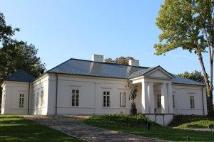 Regionálne múzeum v Mojmírovciach.