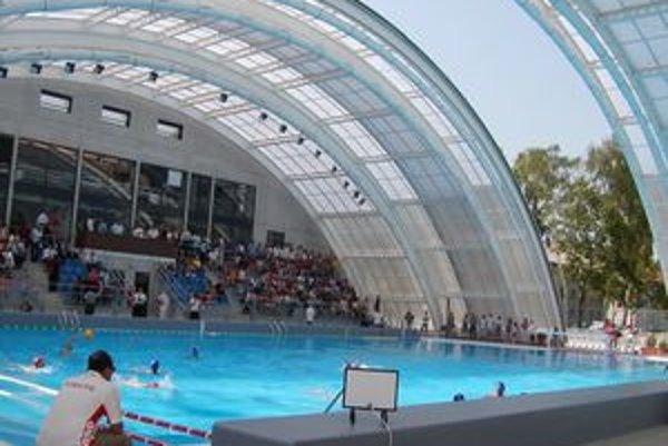 Národné centrum vodného póla bolo dejiskom viacerých medzinárodných turnajov.