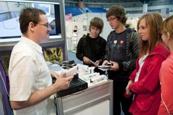 Hornonitrianski zamestnávatelia a absolventi majú záujem obojstranne spolupracovať.