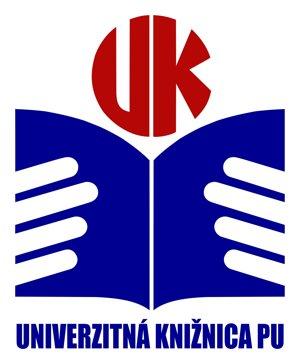Logo Univerzitnej knižnice.