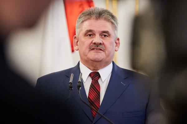 Minister práce Ján Richter (Smer)
