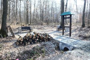 Nové oddychové zóny. Robíme to pre Košičanov, vysvetľujú Mestské lesy.
