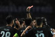 Porto sa pripravuje na odvetný zápas Ligy Majstrov.