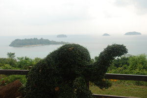 Thajské ostrovy Koh Chang a Koh Kood (cestopis)