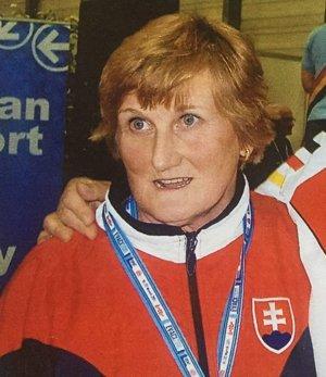 Veteránska medailistka. Eva Poláková získala aj tituly majsterky sveta či Európy.