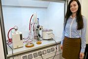 Získala uznanie. Technológia vyvinutá prešovskými vedcami žne úspechy na medzinárodnom poli.