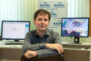 Jozef Csaplár, riaditeľ Centra predpovedí a výstrah Slovenského hydrometeorologického ústavu