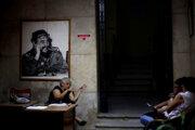 Život pod všadeprítomným dohľadom Fidela Castra.