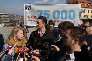 Juraj Rizman (v strede)