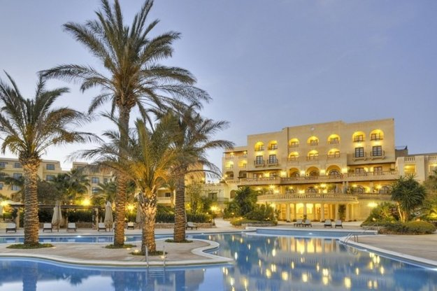 Hotel Kempinski San Lawrenz Resort 5*, Malta.