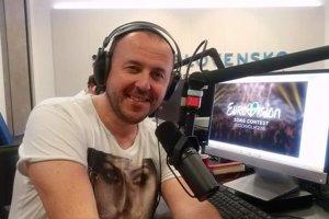Roman Bomboš je redaktorom Radia Slovensko a kedysi bol veľkým fanúšikom Depeche Mode.