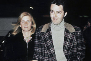 Paul a Linda v roku 1971