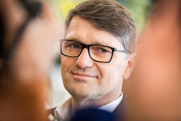Minister kultúry Marek Maďarič.