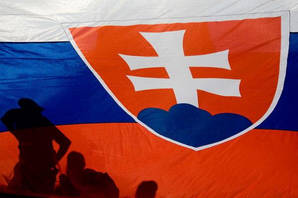 Slovenský znak si so znakom inej krajiny pravdepodobne nikto nepomýli.