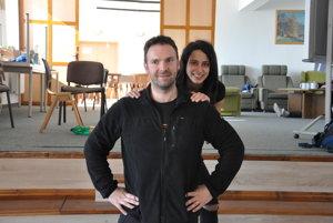 Marek Ilenin. Pomáha odchovankyniam z detských domovov začleniť sa do života.