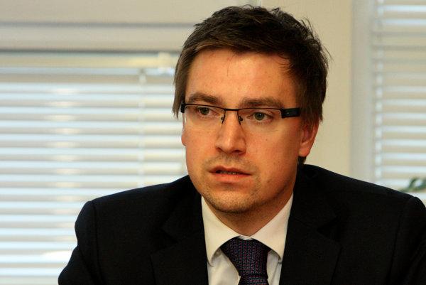 Riaditeľ ústredia práce Marián Valentovič