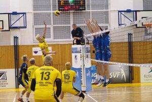 Na Nitru zatiaľ nevyzreli. Košice čelia postupovému mečbalu súpera.