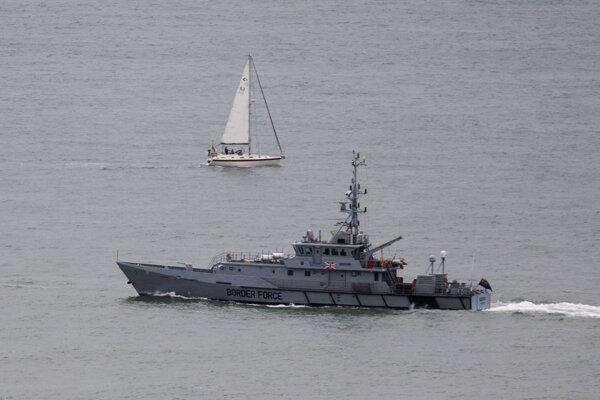 Britské námorníctvo minulý rok v Lamanšskom kanáli zaznamenalo ozbrojenú ruskú ponorku (ilustračné foto).