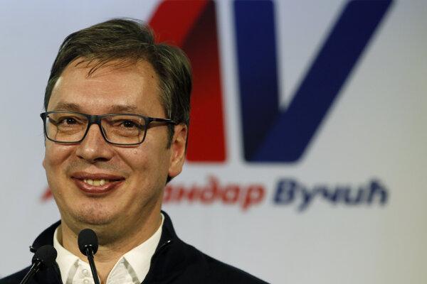 Srbský premiér Alexandar Vučič sa stane prezidentom.