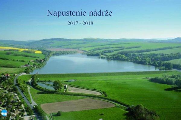 Sezóna na Priehrade v Kunove by už budúcu sezónu mala byť v plnom prúde FOTO: Farkašovský