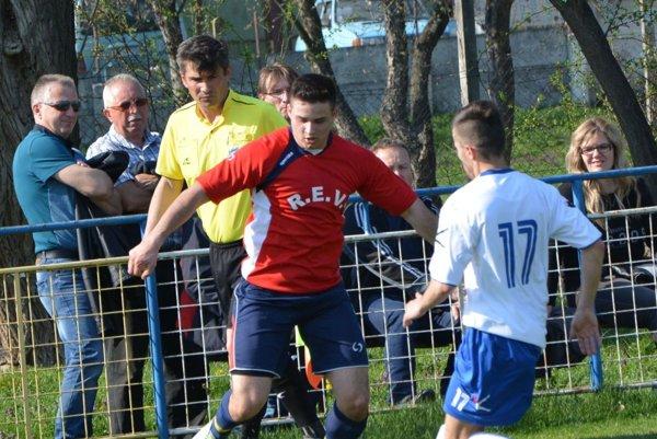 Horné Obdokovce v ostatnom kole porazili doma Hrušovany 3:0.